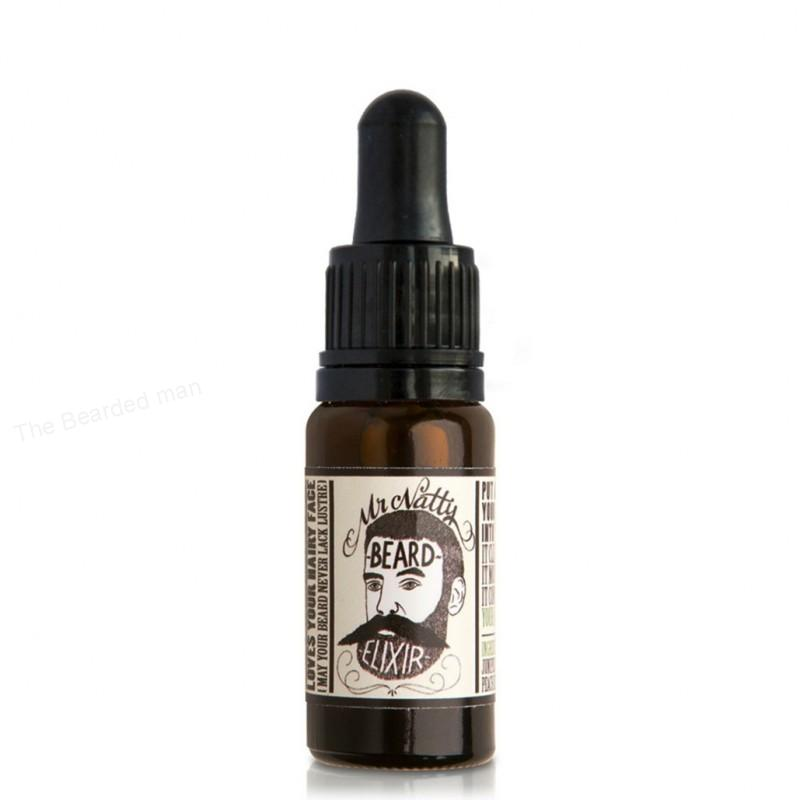 Olej na vousy FAMOUS BEARD od Mr. Natty - 8 ml