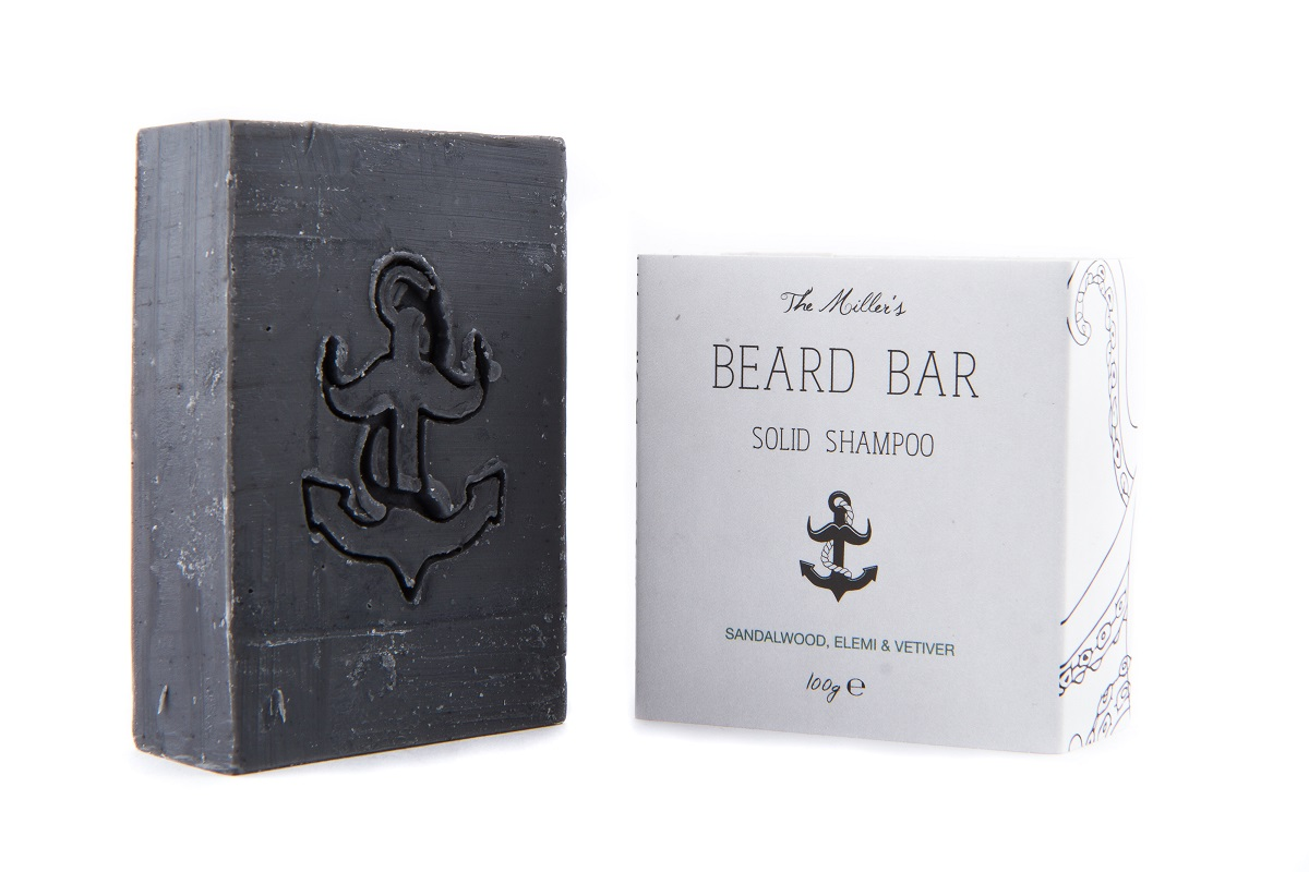 Mýdlo na vousy od The Brighton Beard Company
