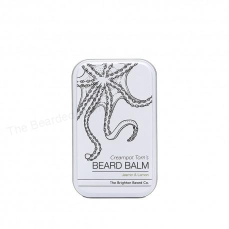 Balzám na vousy od The Brighton Beard - Jasmin & Lemon, 80 ml