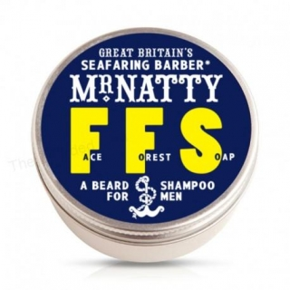 Mýdlo na vousy Face Forest Soap od Mr. Natty - 80 g