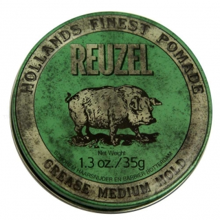 Reuzel Green Grease Medium Hold Piglet 35 g