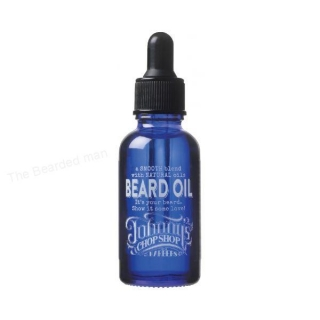 JOHNNY'S CHOP SHOP BEARD OIL 30ML