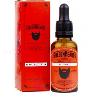 Olej na vousy od Golden Beards - Surtic, 30 ml