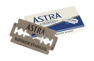 Astra Superior Stainless žilety
