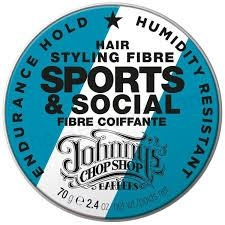 Johnny's Chop Shop Sports & Social Hair Fibre  - 70g