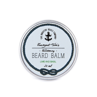 Balzám na vousy 30ml od The Brighton Beard - Limetka & bazalka