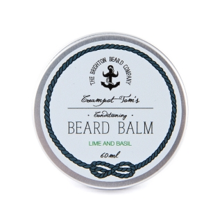 Balzám na vousy 60ml od The Brighton Beard - Limetka & bazalka