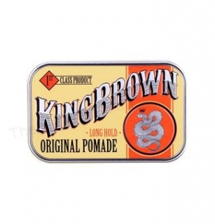 KING BROWN ORIGINAL POMADE - 71G