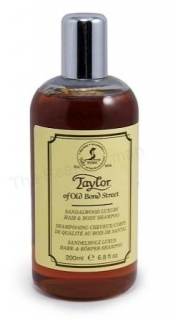 Taylor of Old Bond Street Sandalwood šampon 200ml